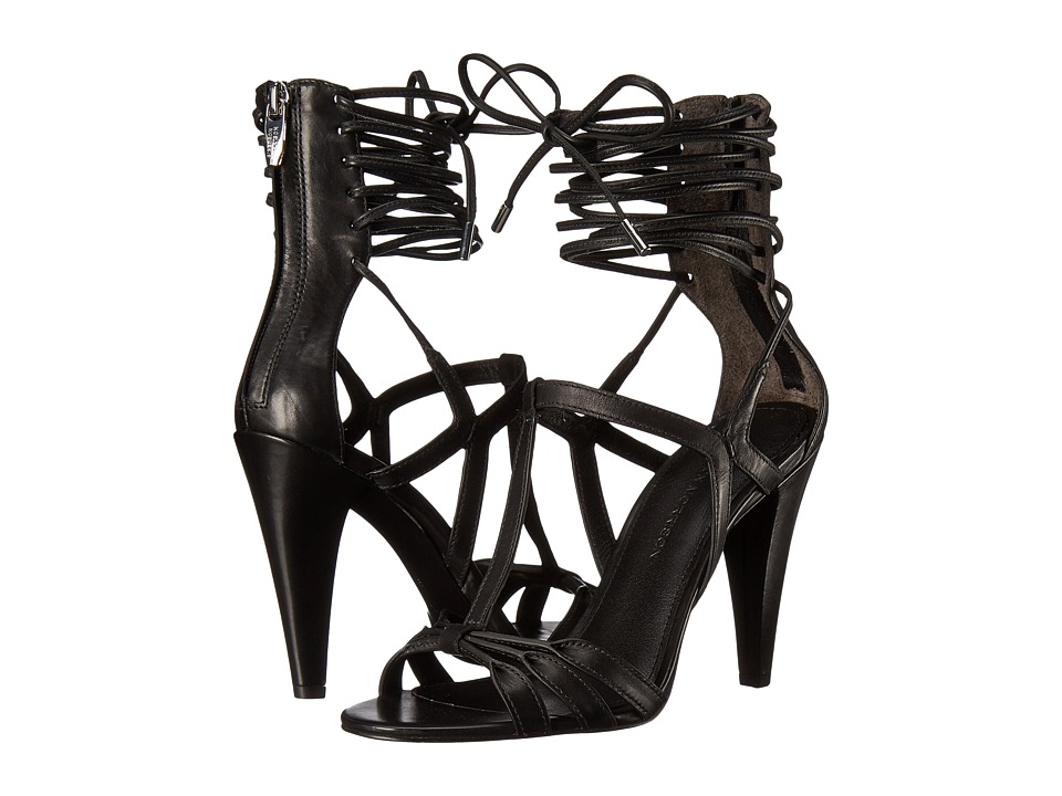 Sigerson Morrison - Melody (Black Leather) Women