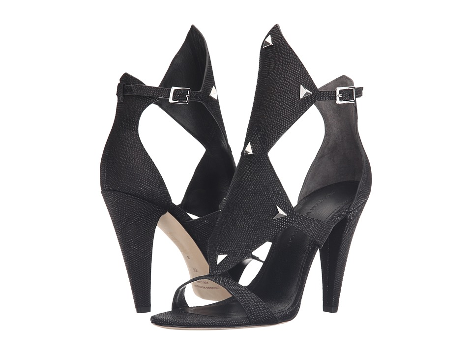 Sigerson Morrison - Marino (Black Leather) Women