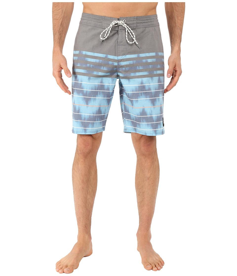 Quiksilver - Swell Vision 20 Boardshorts (Ocean) Men's Swimwear