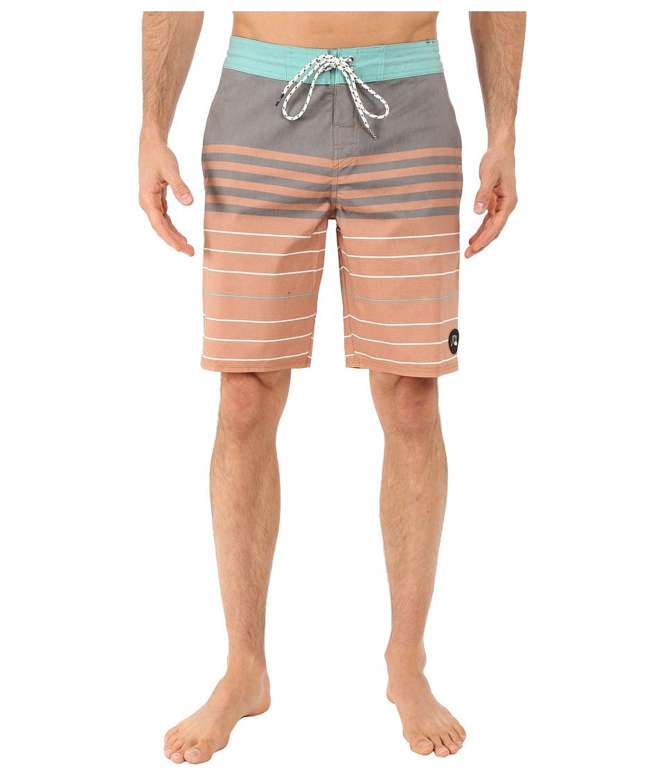 Quiksilver - Swell Vision 20 Boardshorts (Pumpkin Spice) Men's Swimwear