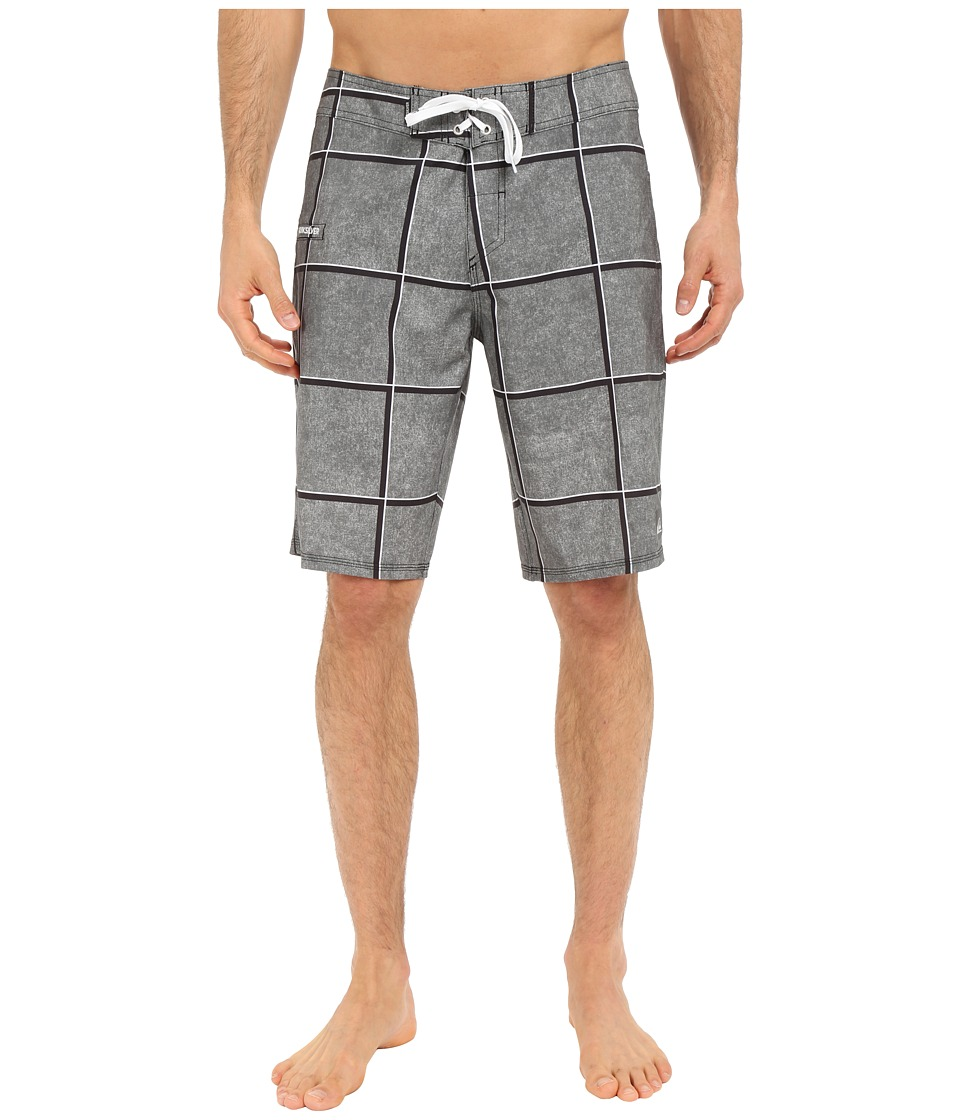 Quiksilver - Electric Stretch 21 Boardshorts (Dark Shadow) Men's Swimwear