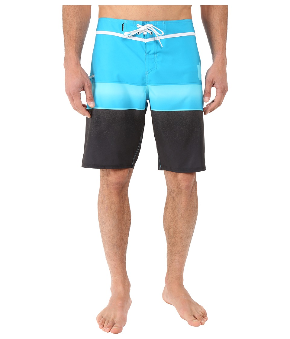 Quiksilver - Everyday Sunset 20 Boardshorts (Hawaiian Ocean) Men's Swimwear