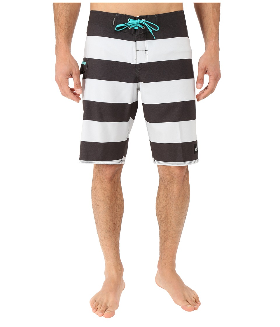 Quiksilver - Everyday Briggs Stretch 21 Boardshorts (Tarmac) Men's Swimwear