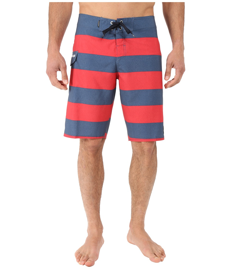 Quiksilver - Everyday Briggs Stretch 21 Boardshorts (Dark Denim) Men's Swimwear