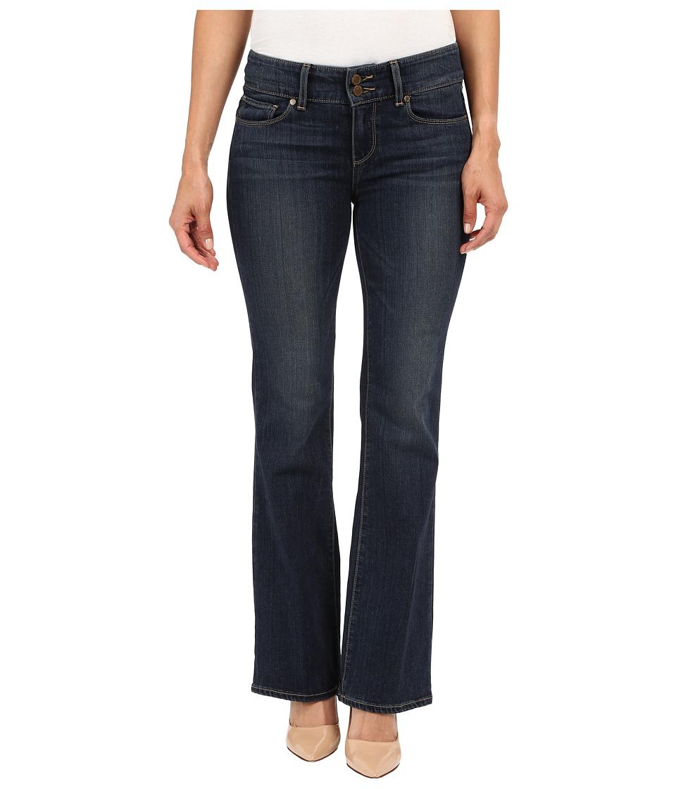 Paige - Petite Hidden Hills Boot Jeans in Penrose (Penrose) Women's Jeans