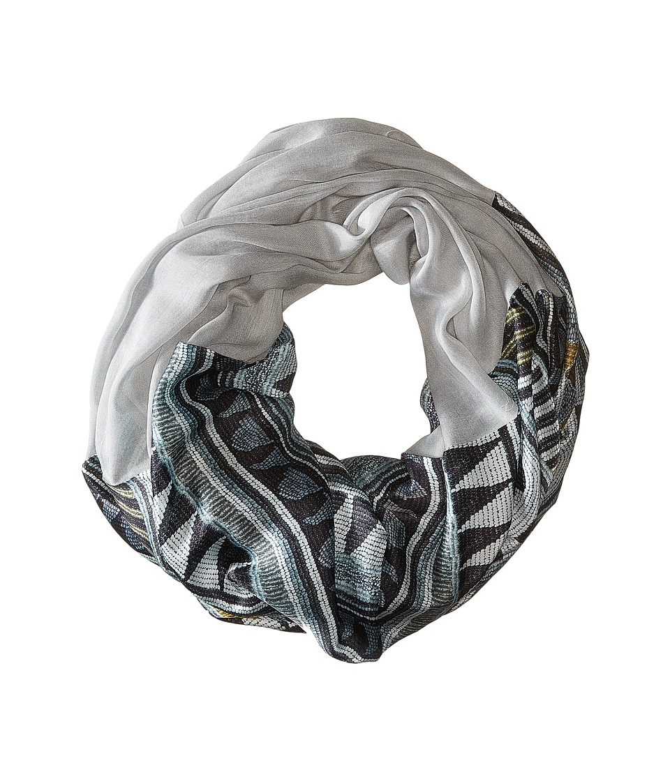 Echo Design - Island Beads Tubular Wrap (Black) Scarves
