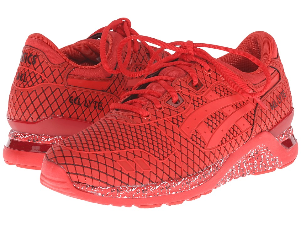 ASICS Tiger - Gel-Lyte III Evo (Red/Red) Men's Shoes