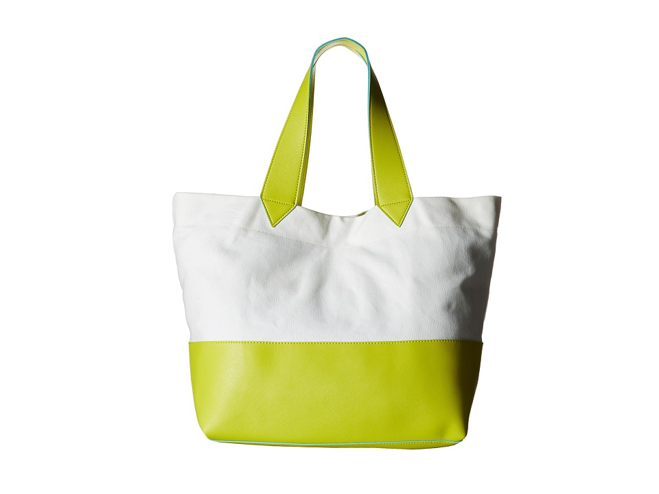 Echo Design - Color Block Sydney Tote (Pumice Stone) Tote Handbags