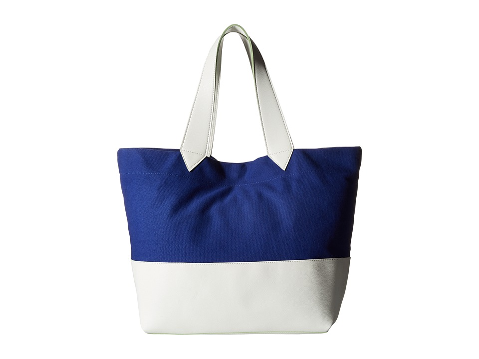 Echo Design - Color Block Sydney Tote (Dazzling Blue) Tote Handbags