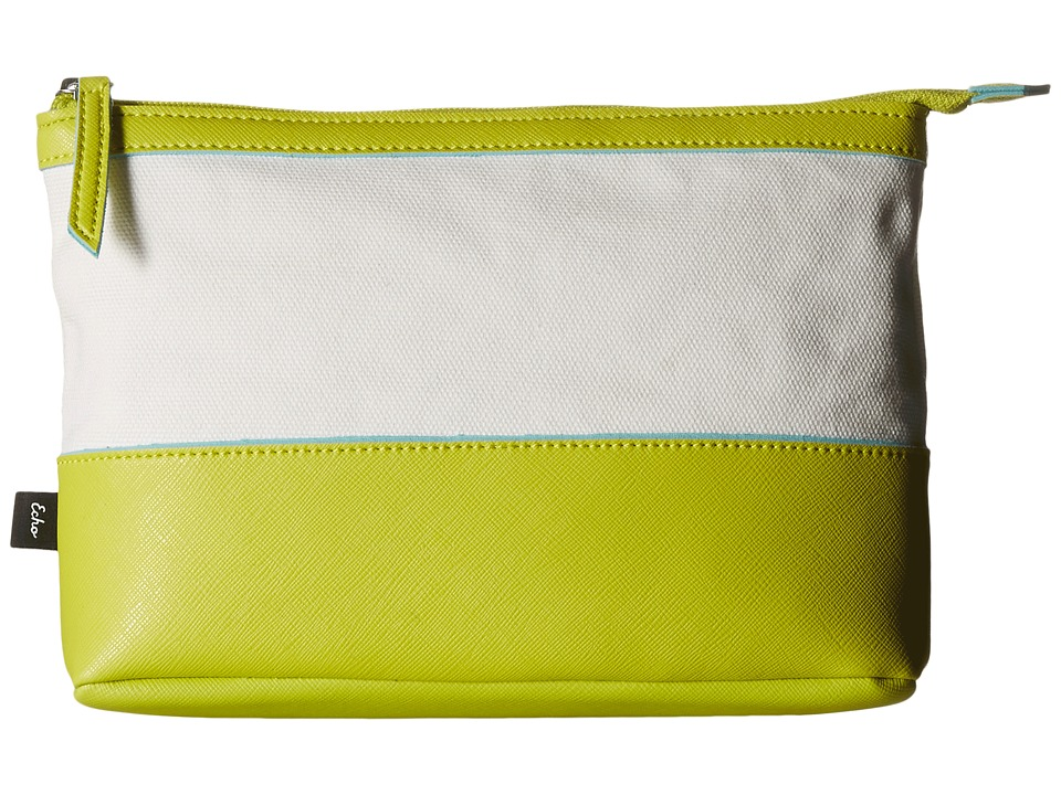 Echo Design - Color Block Fiji Pouch (Pumice Stone) Clutch Handbags