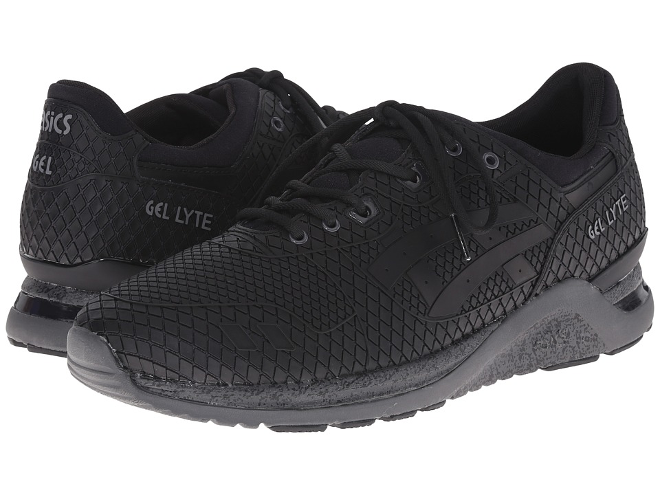 Onitsuka Tiger by Asics Gel-Lyte III Evo (Black/Dark Grey) Men
