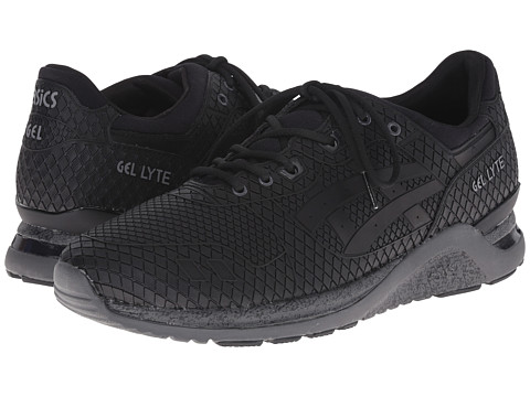 Onitsuka Tiger by Asics - Gel-Lyte III Evo (Black/Dark Grey) Men