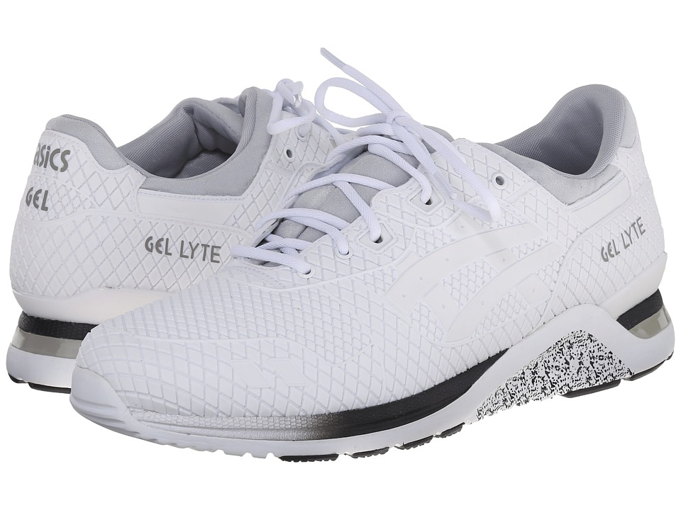 Onitsuka Tiger by Asics - Gel-Lyte III Evo (White/White) Men's Shoes