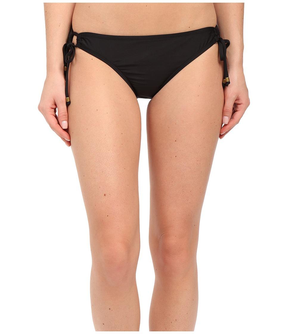 Ella Moss - Zaire Solid Tunnel Pants (Black) Women's Swimwear