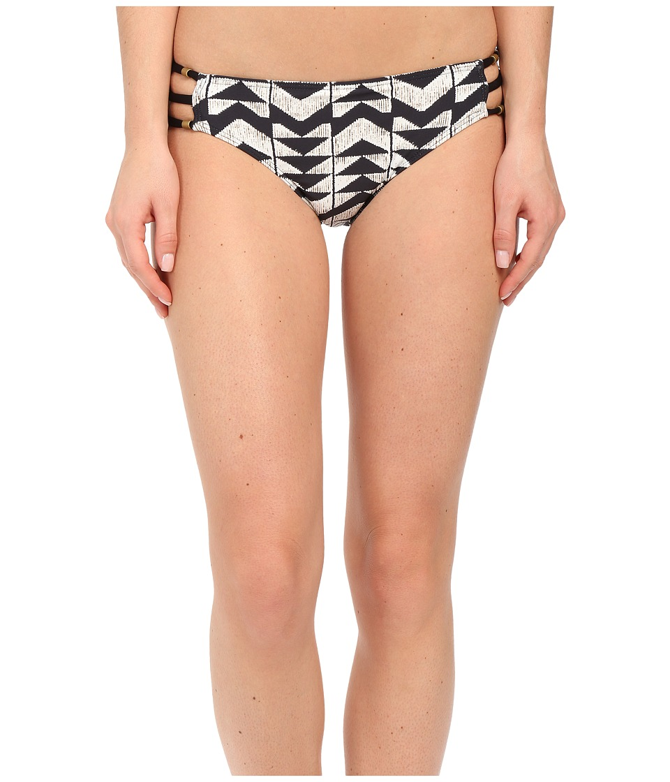 Ella Moss - Zaire Side Strap Pants (Black) Women's Swimwear
