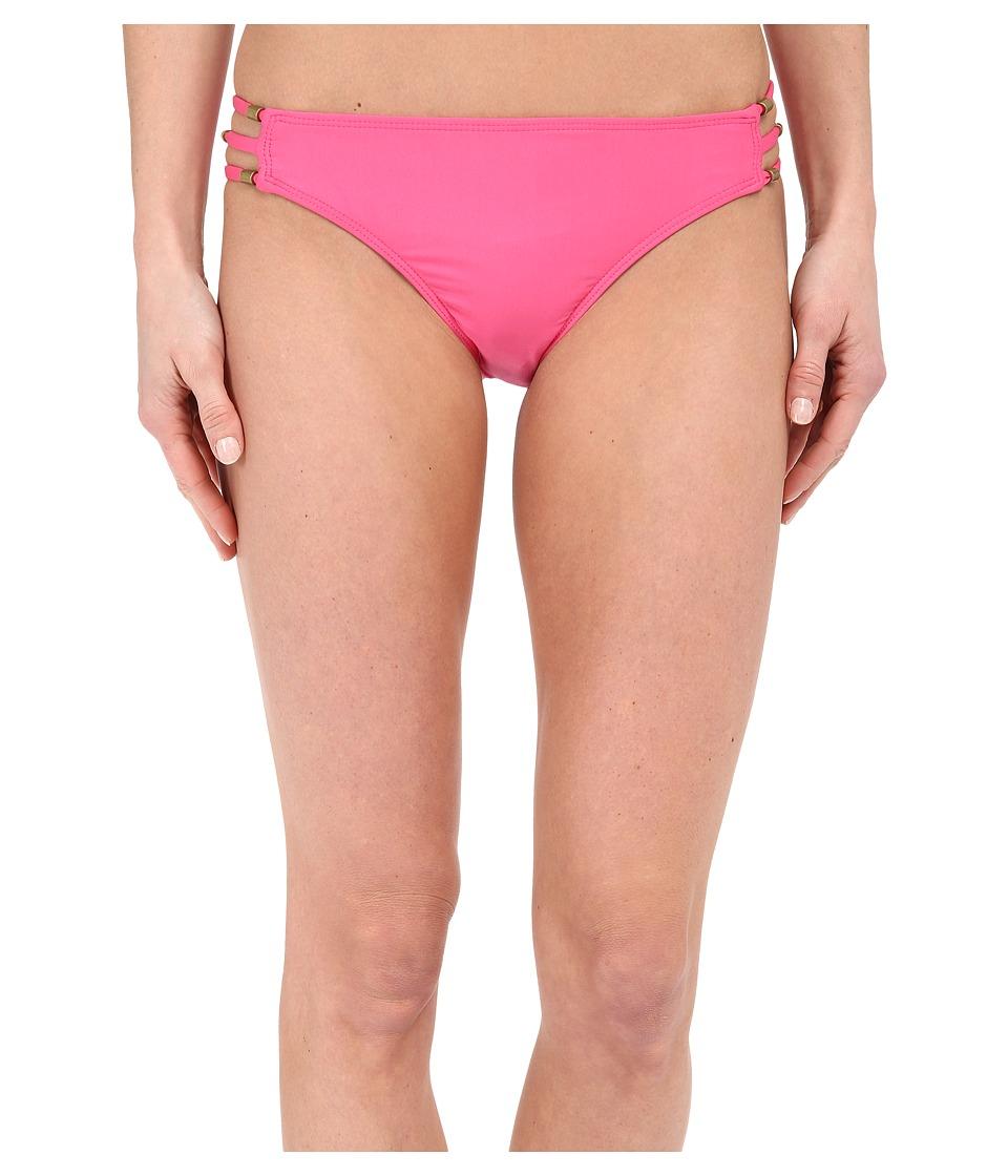 Ella Moss - Stella Side Strap Pants (Pink) Women's Swimwear