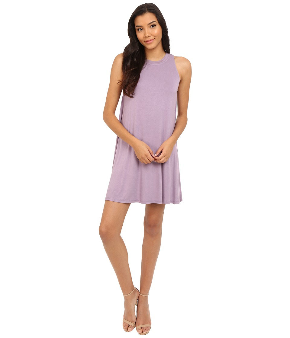 Culture Phit - Toni Sleeveless Dress (Lavender Mist) Women's Dress