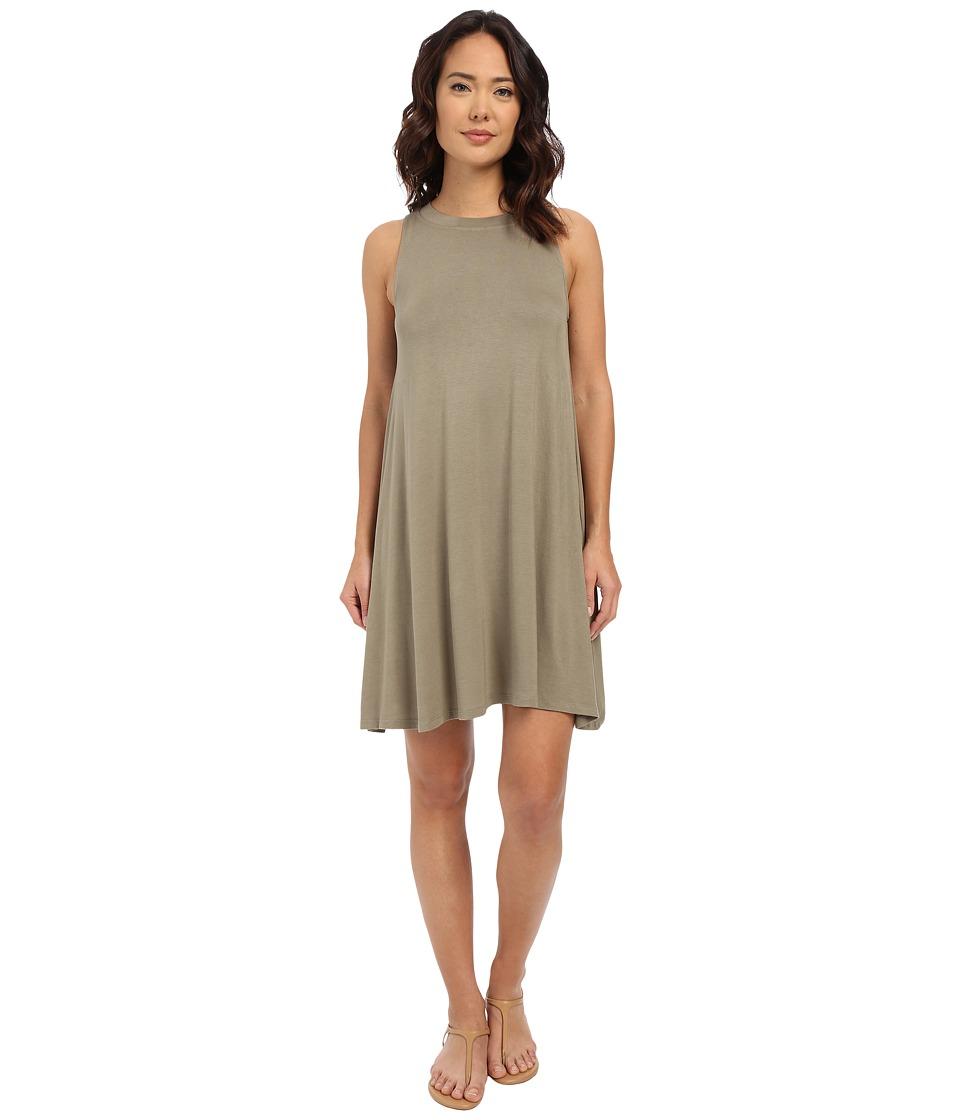 Culture Phit - Toni Sleeveless Dress (Sage) Women's Dress