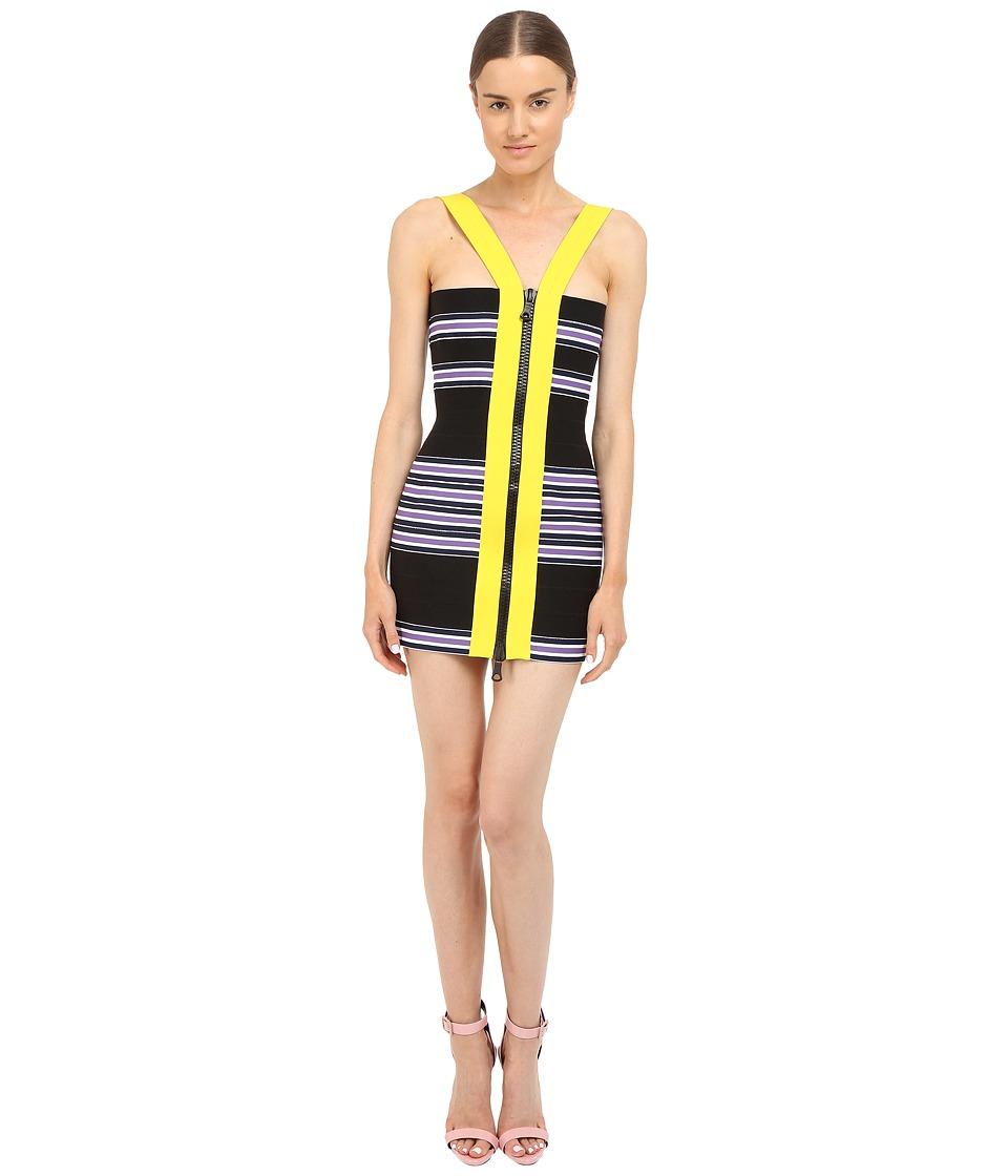DSQUARED2 Elastic Ribbon/Bond Tahiti Y-Dress (Mix Colours) Women