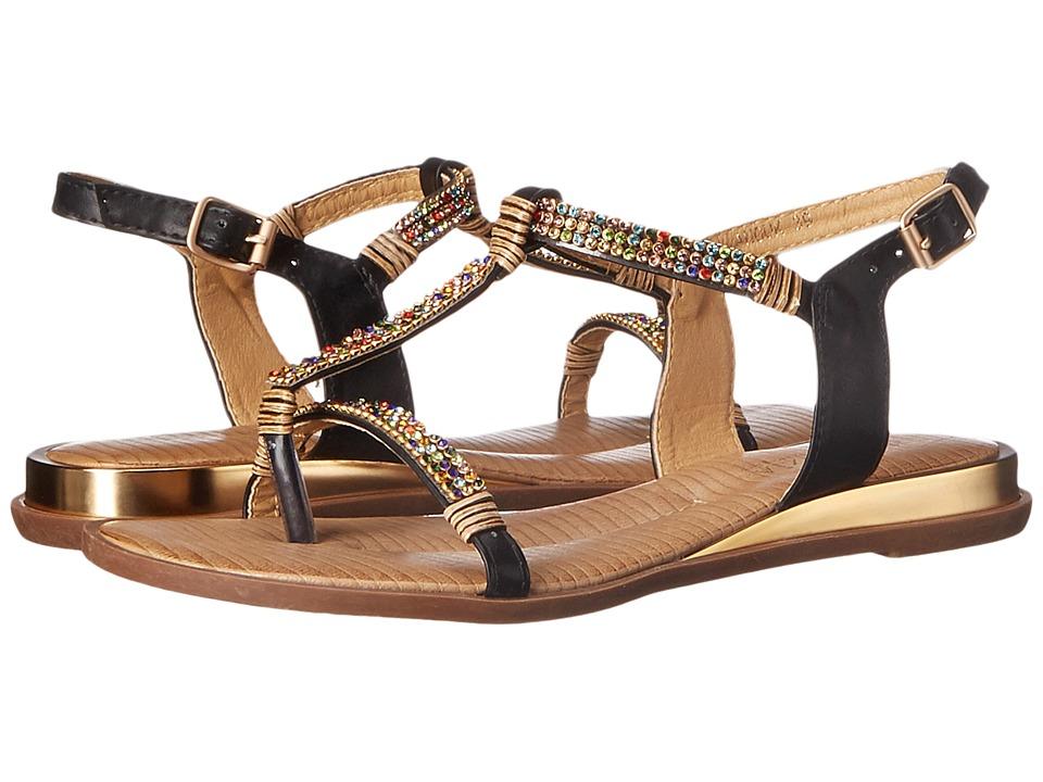 PATRIZIA - Anouk (Black) Women's Sandals