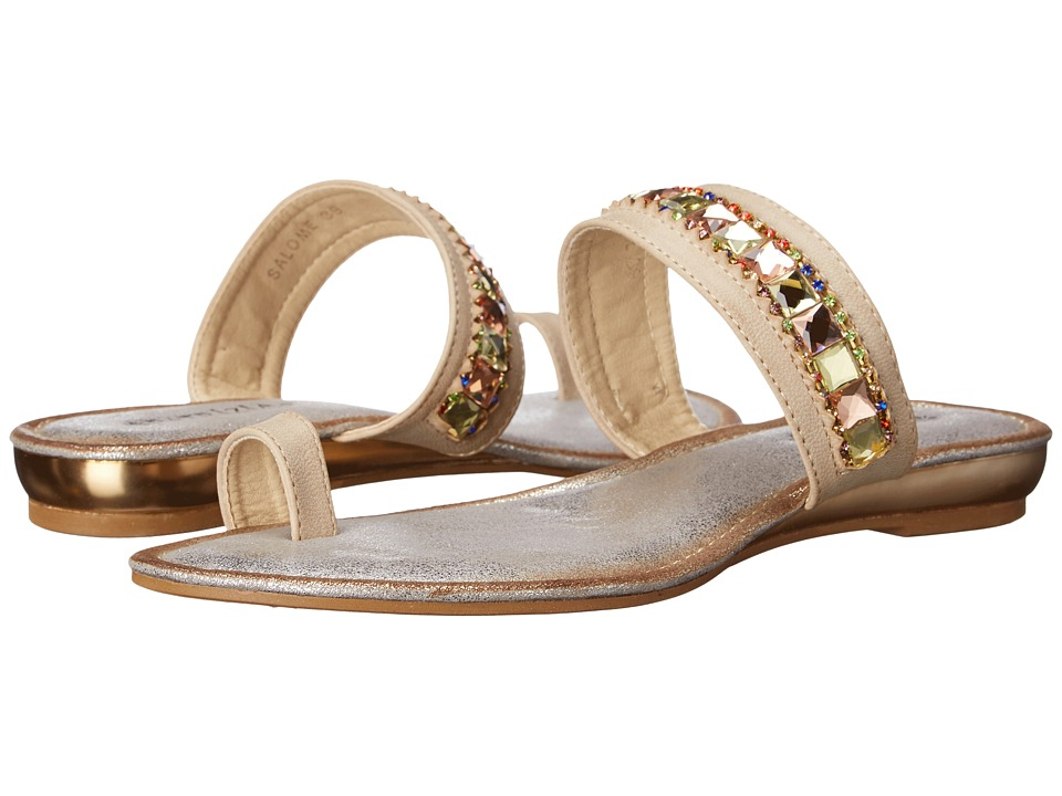 PATRIZIA - Salome (Beige) Women's Sandals
