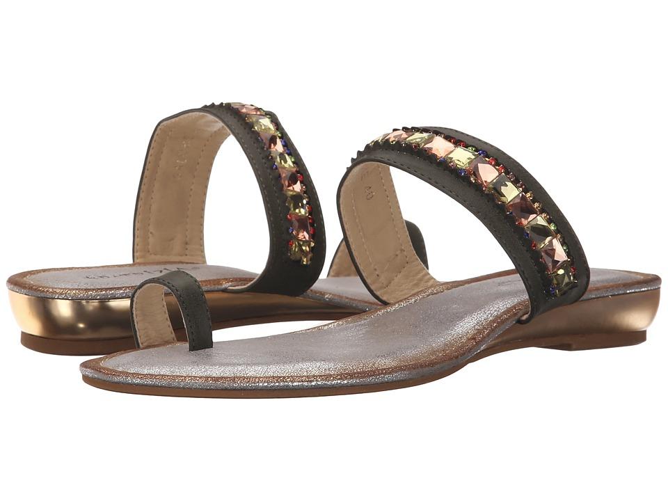PATRIZIA - Salome (Olive Green) Women's Sandals