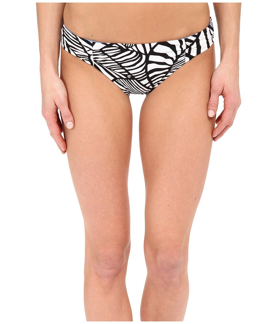 Splendid - Canopy Reversible Retro Pants (Black) Women's Swimwear
