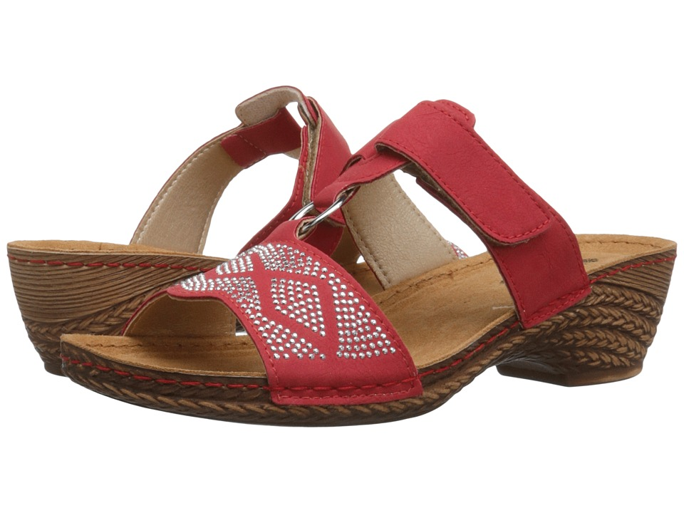 PATRIZIA - Ruth (Red) Women's Sandals