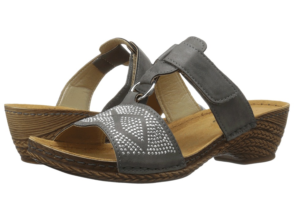 PATRIZIA - Ruth (Pewter) Women's Sandals