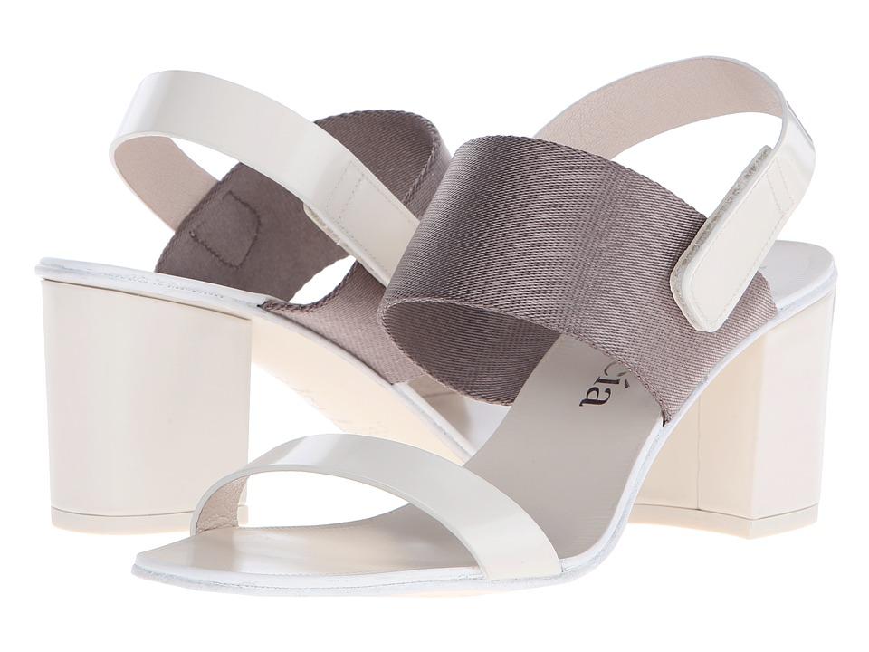 Pedro Garcia - Xuyay (Ivory Bakelite Calf) High Heels