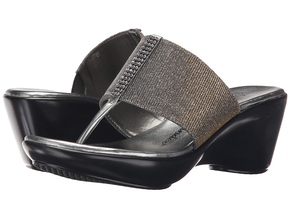 Athena Alexander - Rosalie (Sparkle) Women's Wedge Shoes