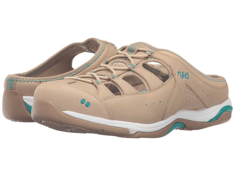 Ryka - Tensile (Tan/Aqua Sea) Women's Shoes