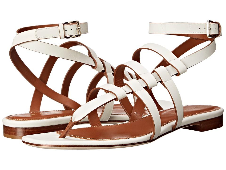 Sergio Rossi - Capri (Jasmine Blanc Leather) Women's Sandals