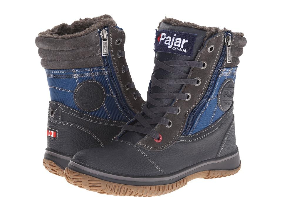 Pajar CANADA - Trooper (Grey/Navy) Men's Boots