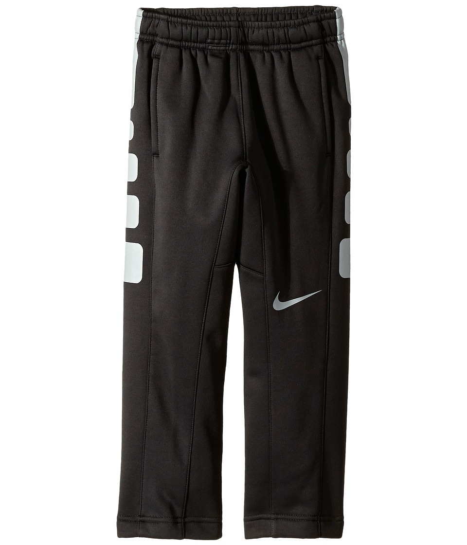 Nike Kids - Elite Stripe Pants (Little Kids) (Heather Grey) Boy's Casual Pants