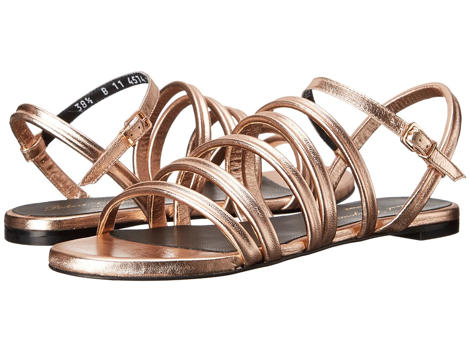 Robert Clergerie - Gaga (Copper Nappa) Women's Shoes