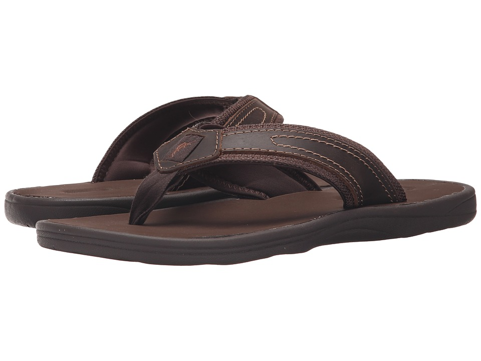 Tommy Bahama Seawell (Dark Brown) Men