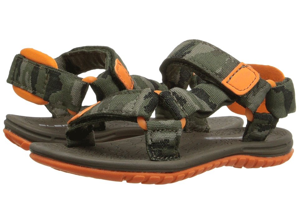 Elements by Nina Kids - Benjamin (Toddler/Little Kid/Big Kid) (Camo/Webb) Boys Shoes