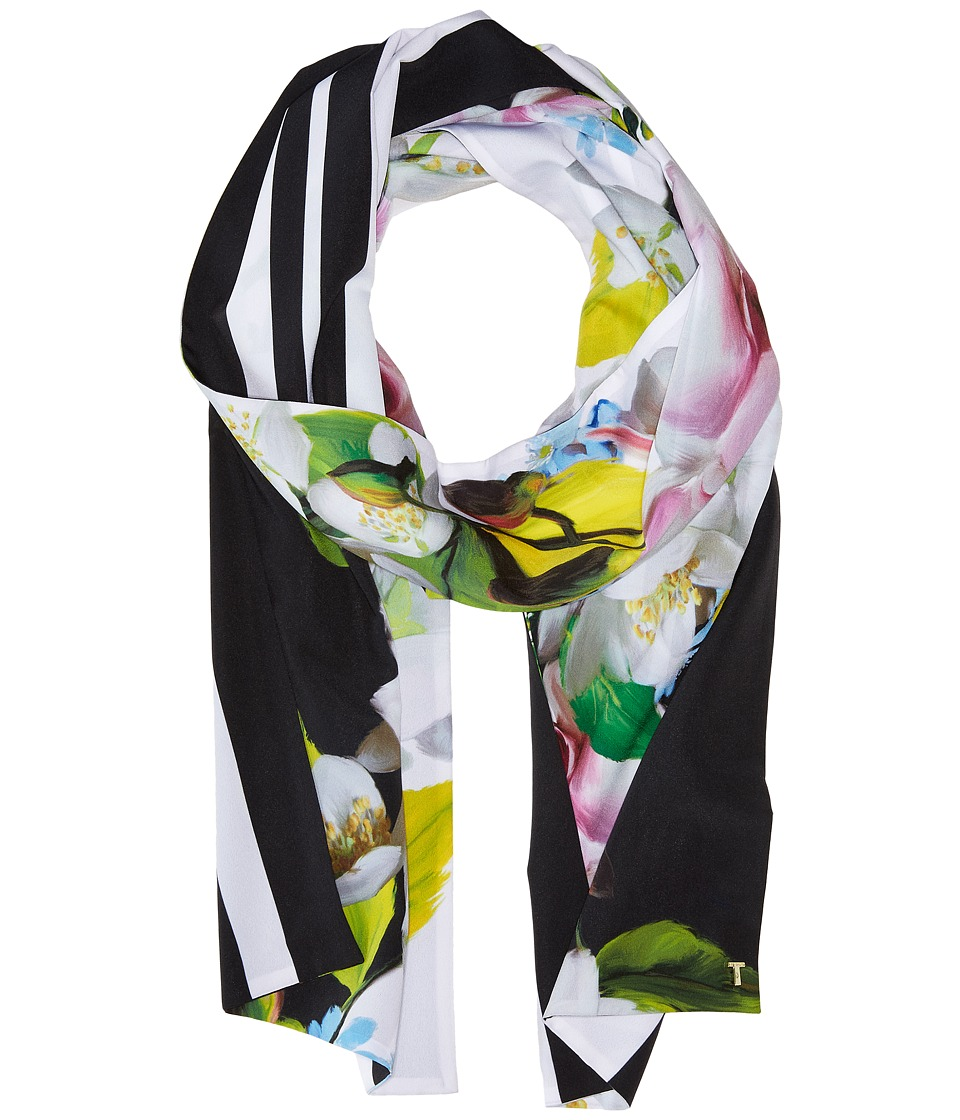 Ted Baker - Vinia (Black) Scarves