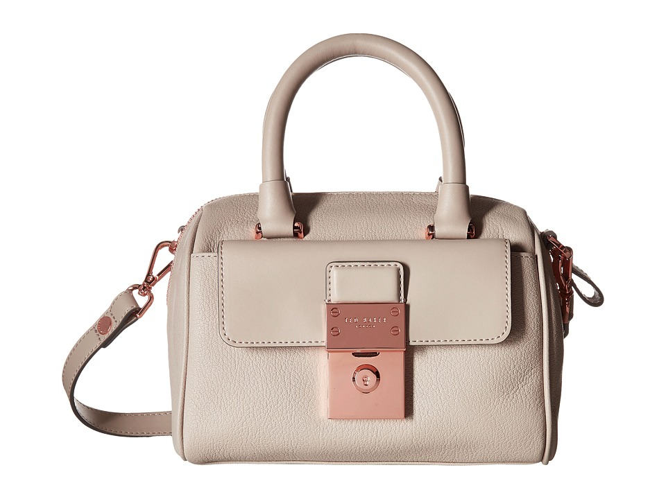 Ted Baker - Elviee (Light Grey) Cross Body Handbags
