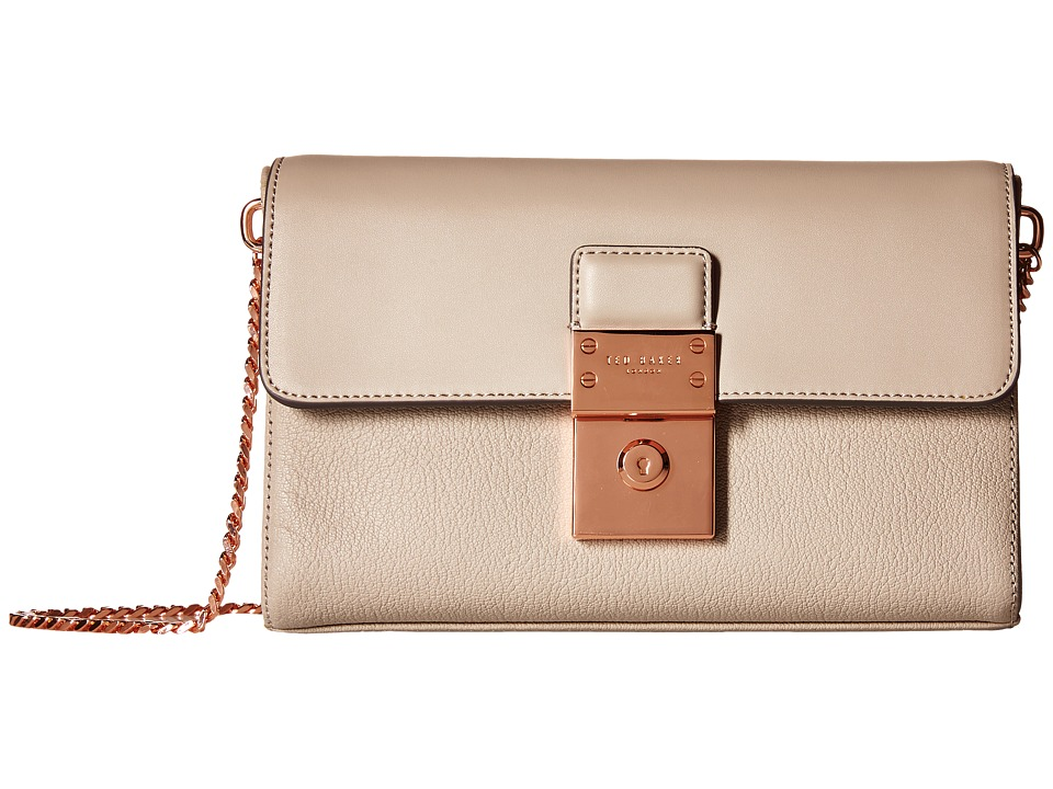 Ted Baker - Madisun (Light Grey) Cross Body Handbags