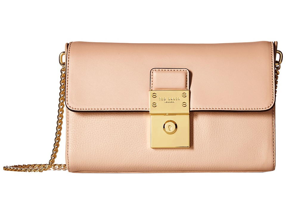 Ted Baker - Madisun (Camel) Cross Body Handbags