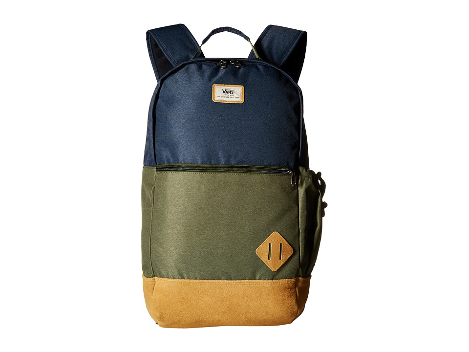 Vans - Van Doren II Backpack (Rifle Green) Backpack Bags