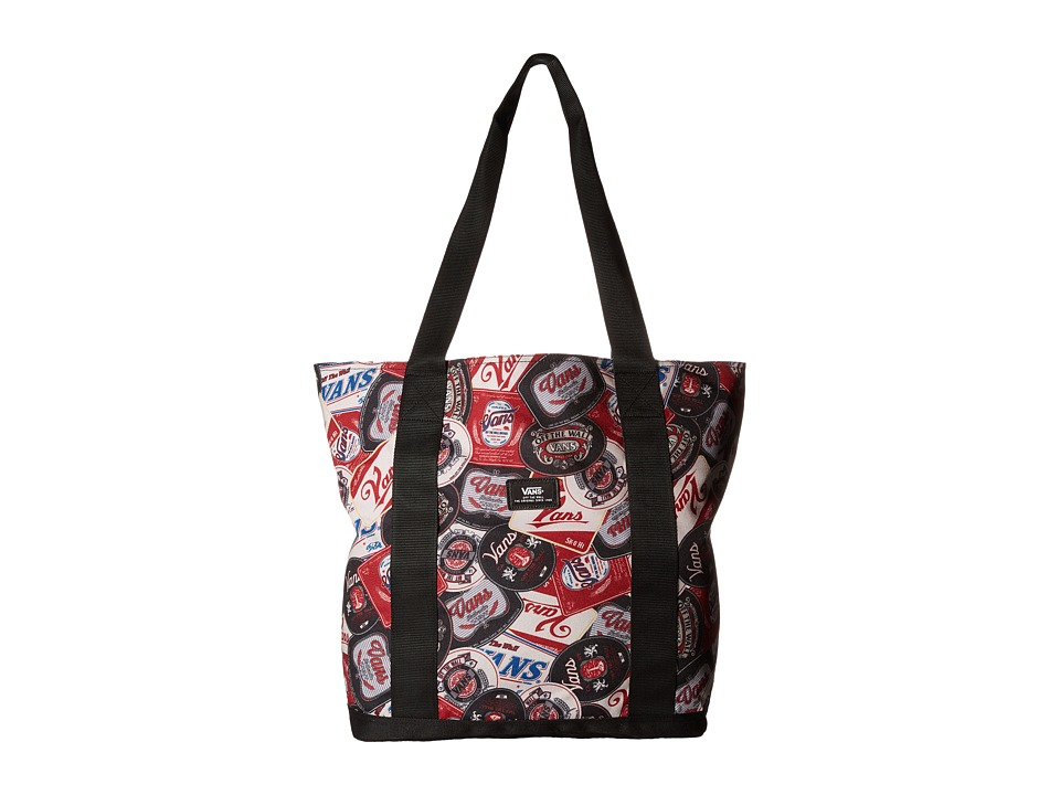 Vans - Carmel Cooler Tote (Beer Belly) Tote Handbags
