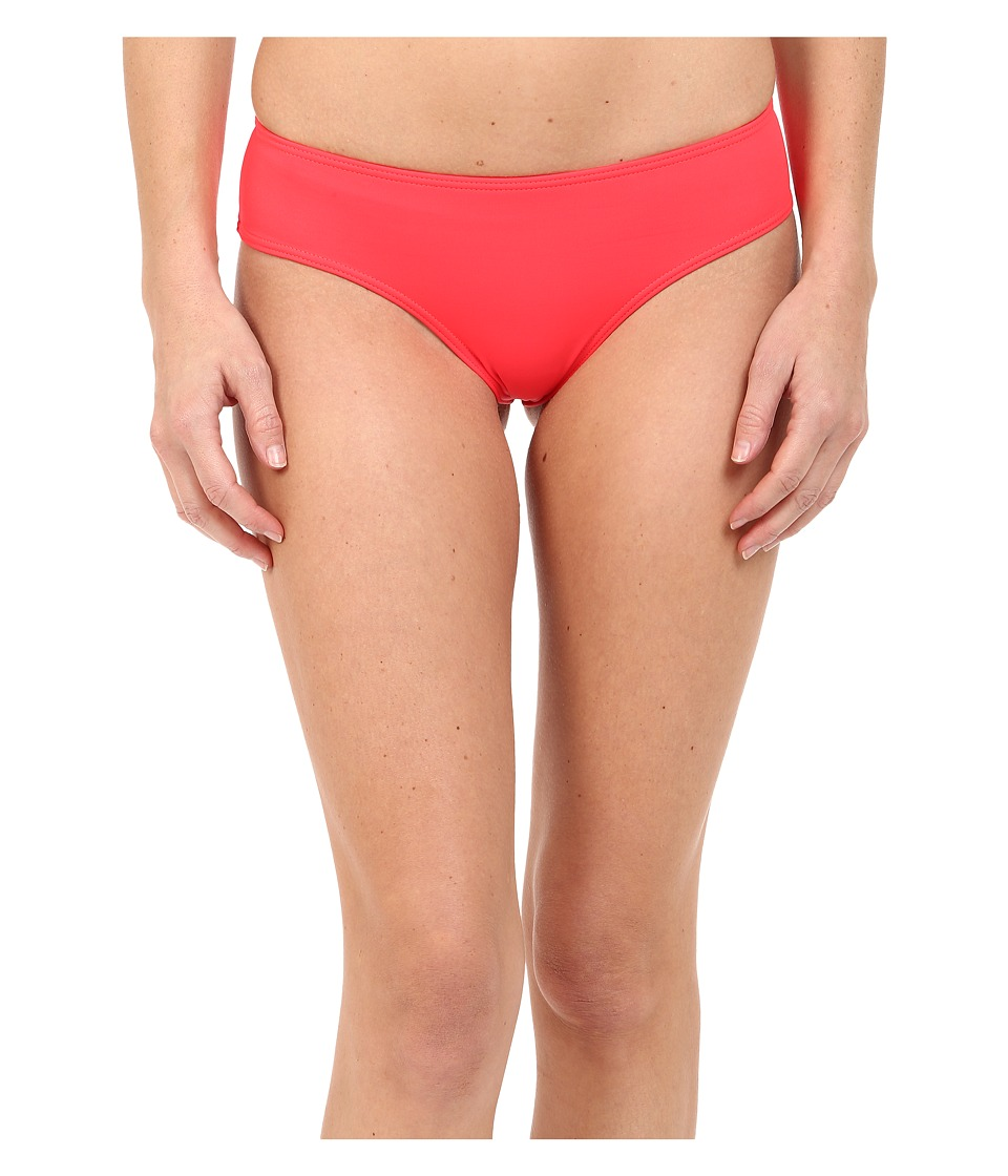 Billabong Sol Searcher Hawaii Bikini Bottom (Red Hot) Women