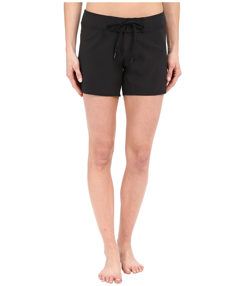 Billabong - Sol Searcher 5 Fixed WB Cover-Up Shorts (Black Sands) Women's Swimwear