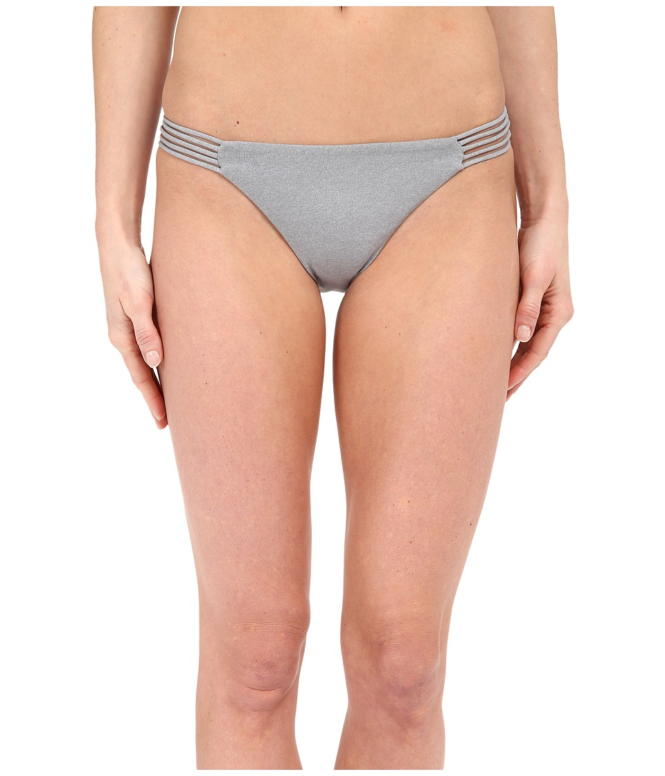 Billabong - It's All About the Details Tropic Bottom (Light Heather) Women's Swimwear