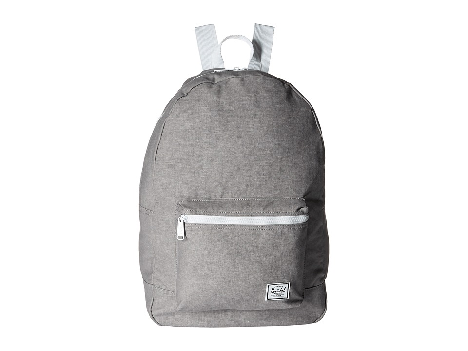 Herschel Supply Co. - Packable Daypack (Grey) Backpack Bags
