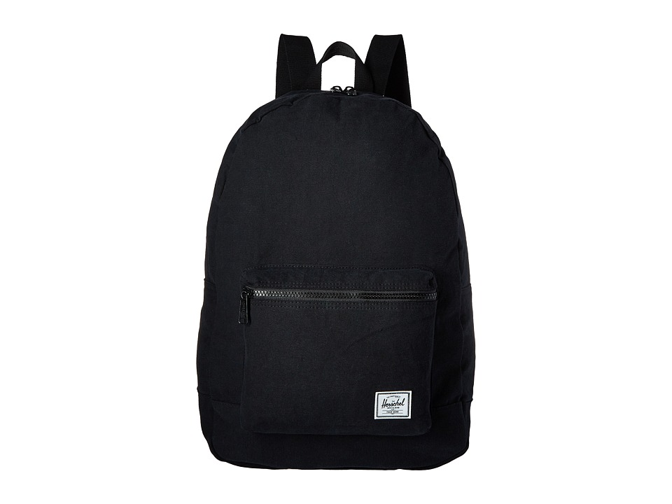 Herschel Supply Co. - Packable Daypack (Black 1) Backpack Bags