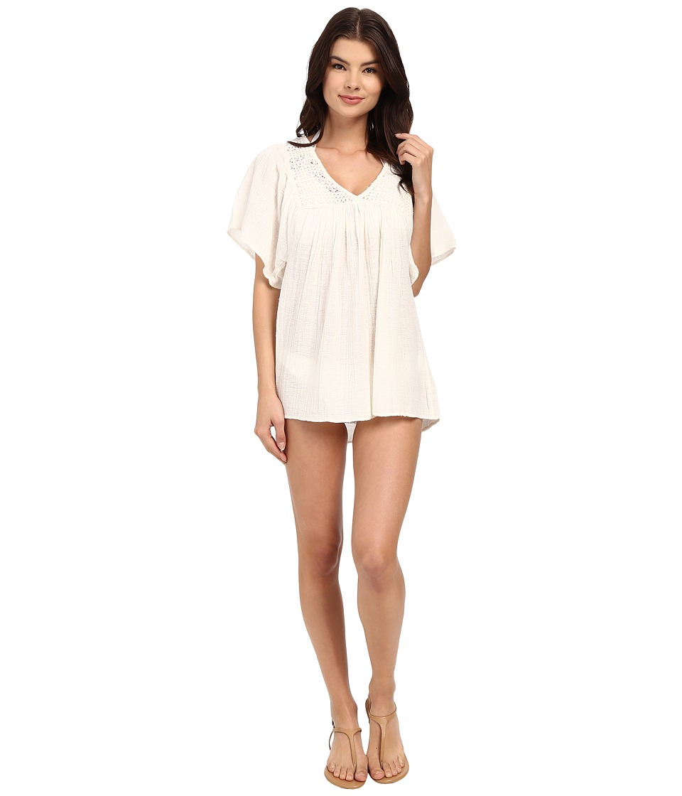 Billabong - Behind the Sun Tunic Cover-Up (Cool Wip) Women's Swimwear